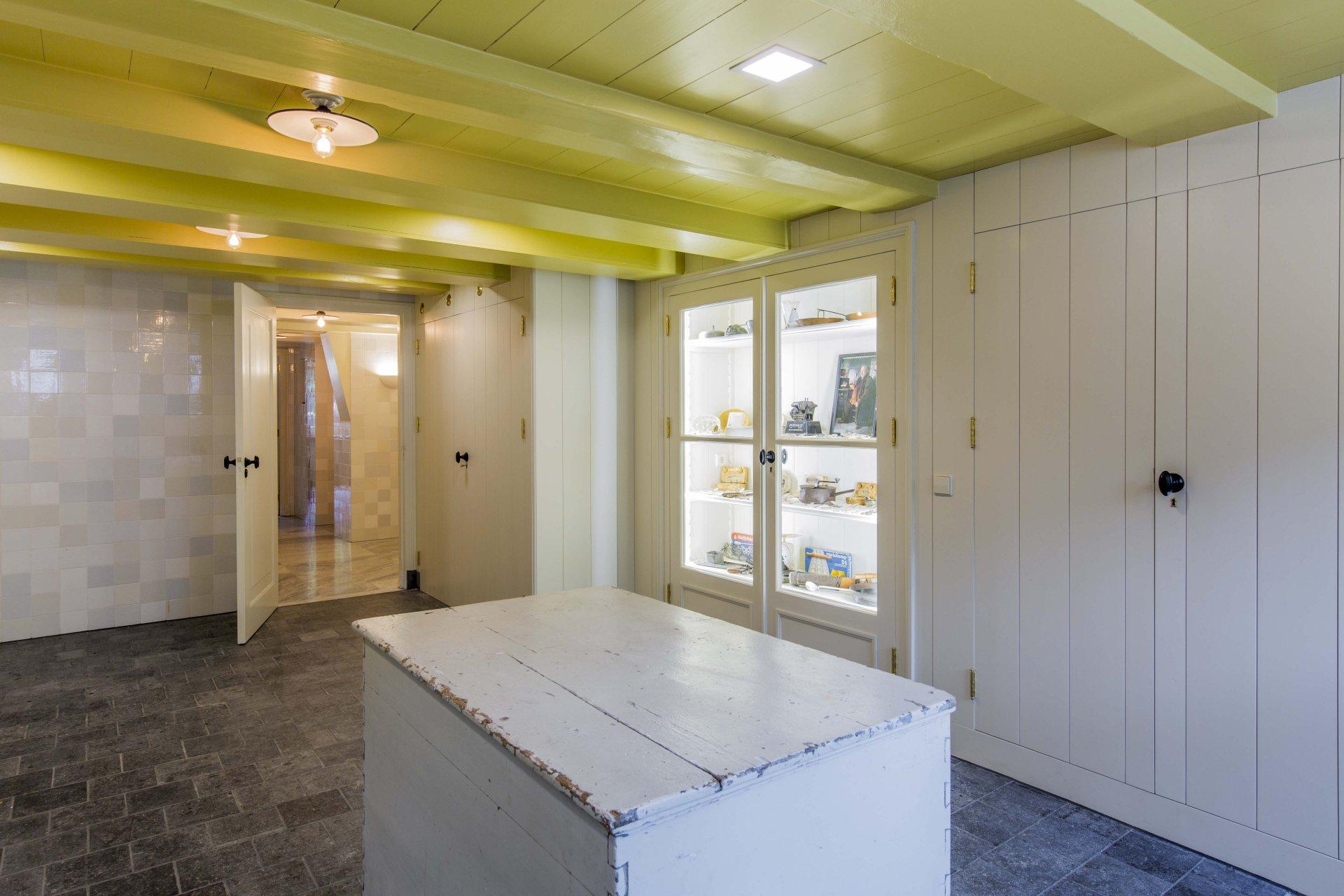 Keuken In Souterrain : Museum van loon programma